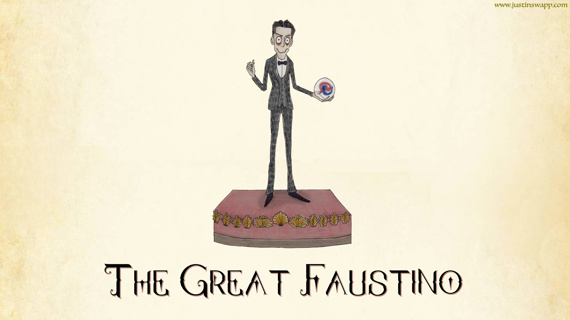The Great Faustino Wallpaper