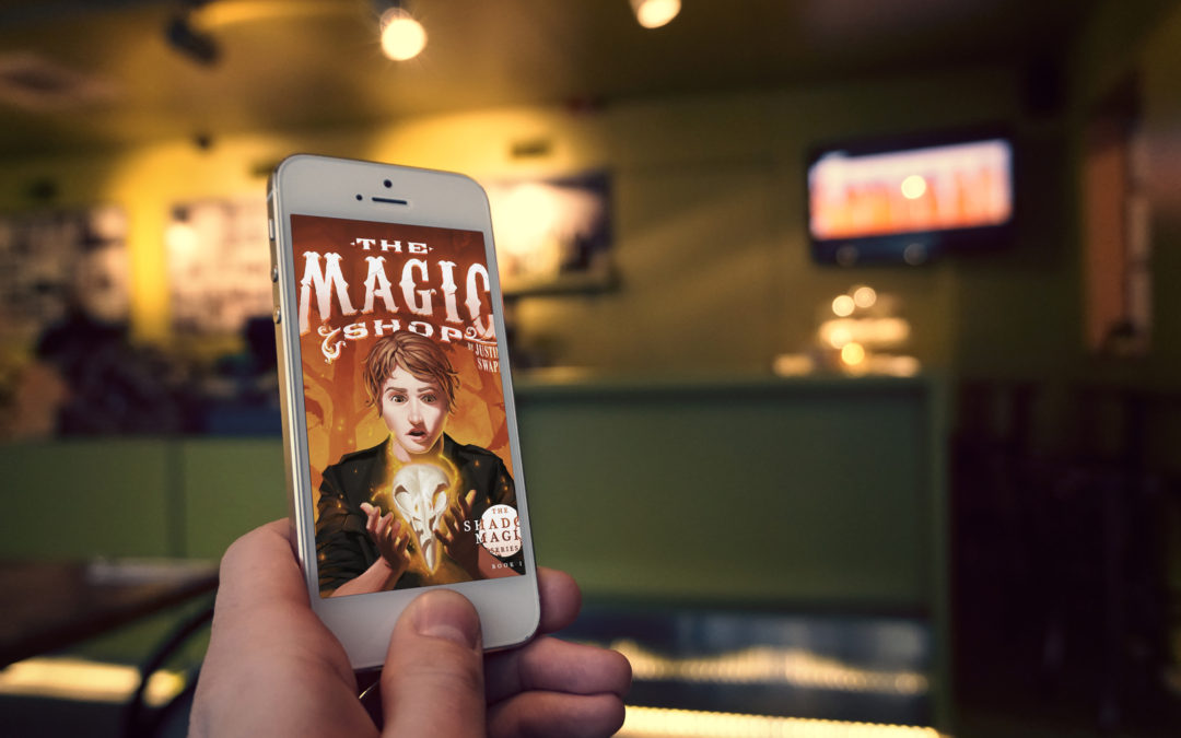 The Magic Shop Audiobook and Narrator Interview